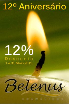 12ª Aniversário da Belenus