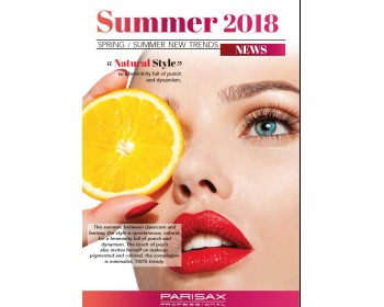 Catálogo: Tendências Maquilhagem 2018 ParisAX