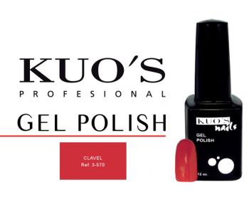 Gel-Polish Clavel Kuo`s