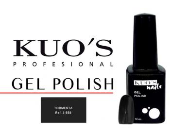 Gel-Polish Tormenta Kuo`s