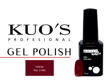 Gel-Polish Fresa Kuo's