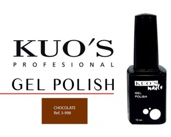 Gel-Polish Chocolate Kuo's
