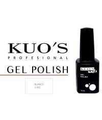 Gel-Polish Blanco Kuo's