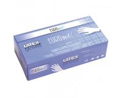 Luvas de Latex L 100 unidades
