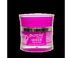 Gel Queen Pink Glitter, 15 gr