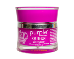 Gel Queen Sweet Violet 50 gr