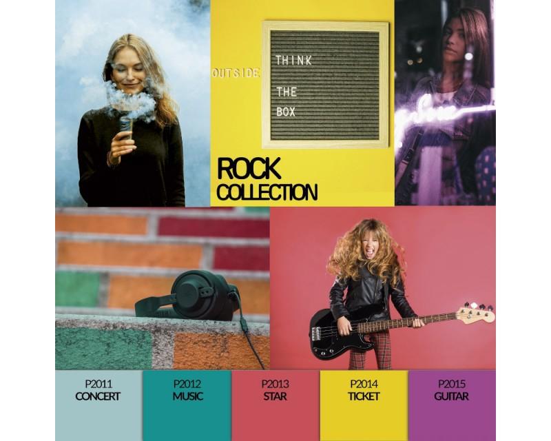 Verniz Gel Rock Collection 10 ml