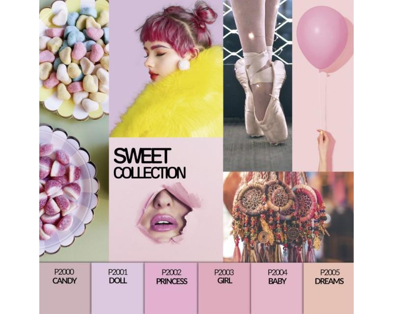 Verniz Gel Sweet Collection 10 ml