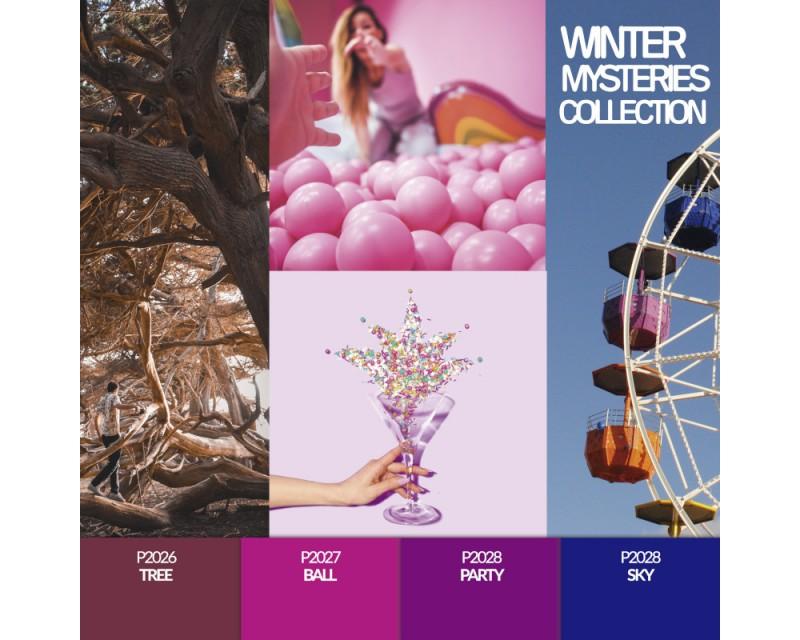 Verniz Gel Winter Mysteries Collection 10 ml