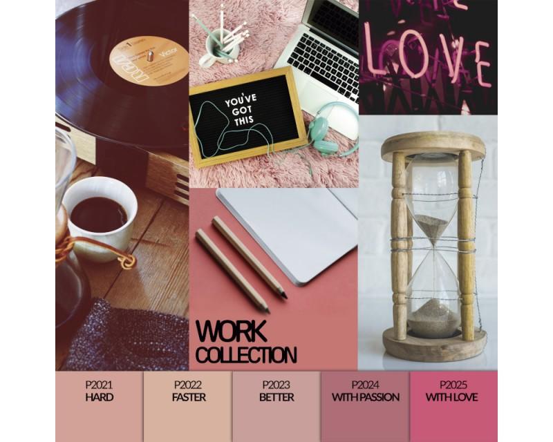 Verniz Gel Work Collection 10 ml