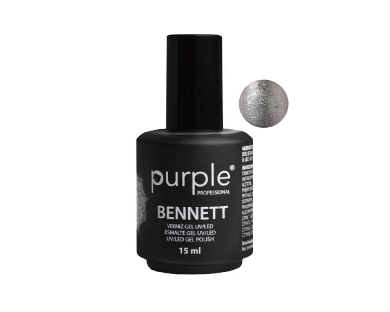 Verniz Gel UV/LED Bennett 15 ml