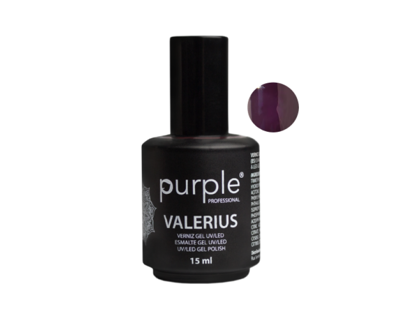 Verniz Gel UV/LED Valerius 15 ml