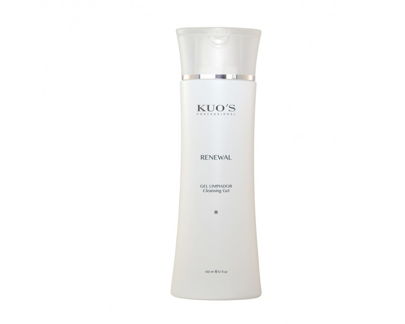 Gel de Limpeza Renewal 150ml Kuo's