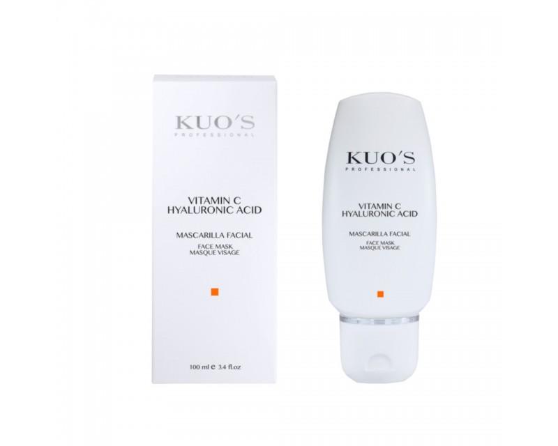 Máscara Vitamina C e Ácido Hialurónico 100ml