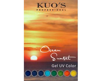 Gel UV Cor: Colecção Ocean Sunset