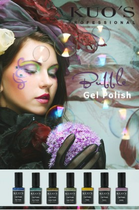 Gel-Polish Bubble