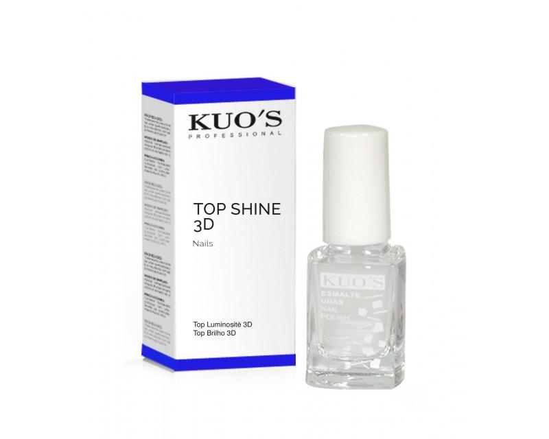 Top Shine 3D Unhas Kuo's
