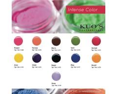 Pó Acrílico de Construção - Intense Color 7g Kuo`s
