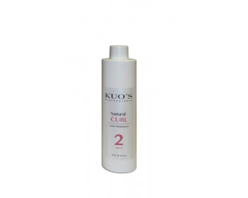 Permanente Natural Curl nº 2 500ml. Kuo's