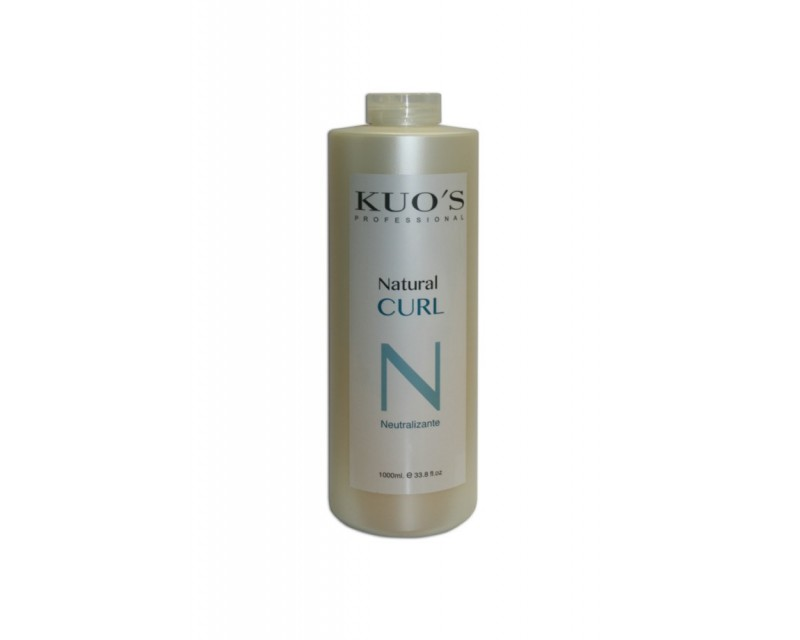 Neutralizante Natural Curl 1000ml. Kuo's