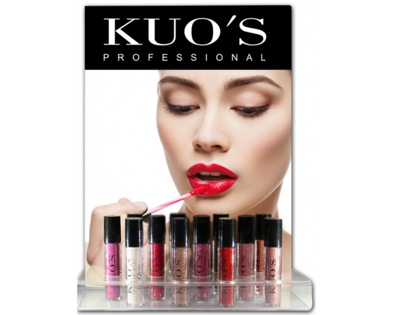 Lip Gloss Hidratante Kuo`s 3ml