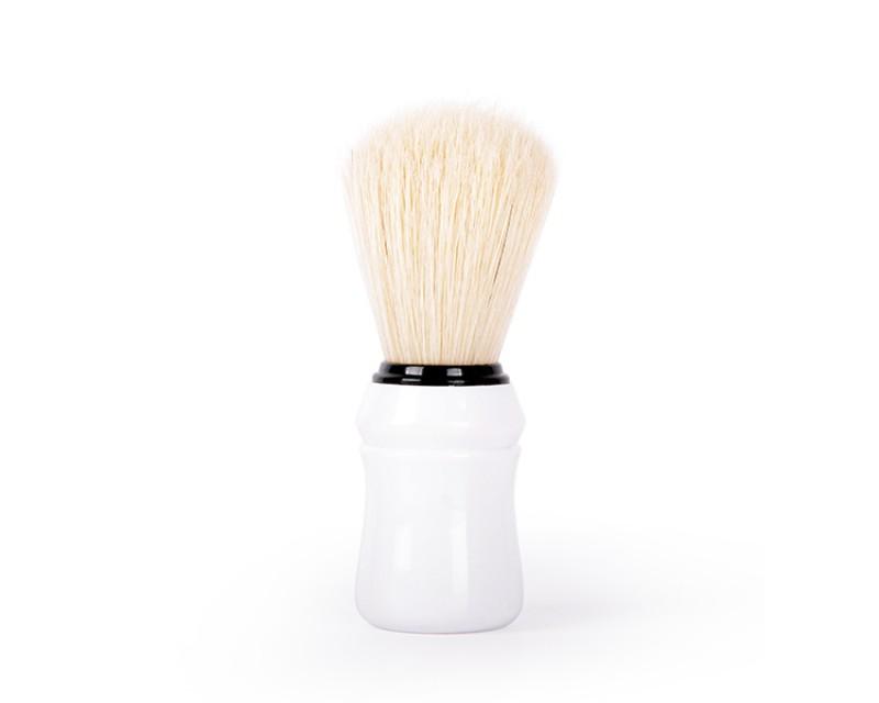 Pincel de Barbear Branco