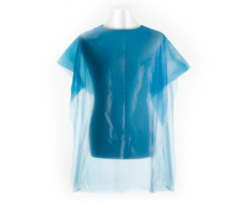 Penteadores Descartáveis Azul 50 Uni