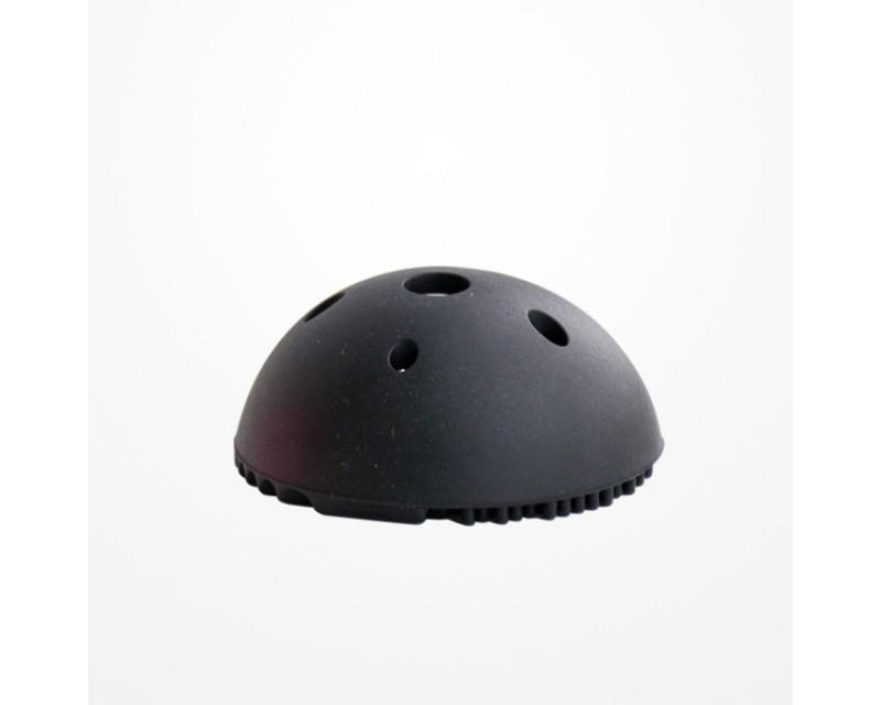 Suporte e Limpeza de Pincéis Turtle Negra