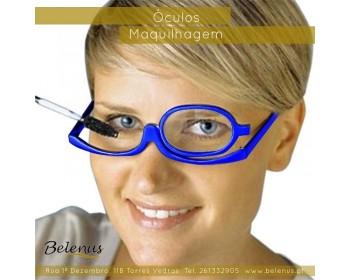 Óculos de Maquilhagem com 3 Dioptrias