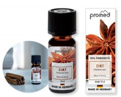 PROMED  aroma Cinnamon, 100 % óleo essencial, 10 ml
