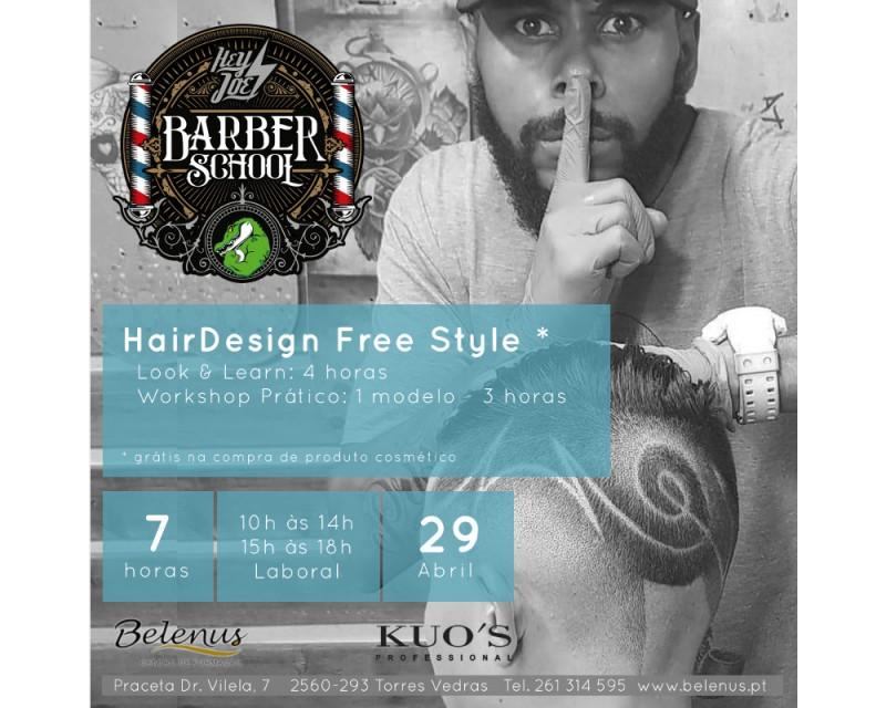 Workshop: Hair Design Freestyle