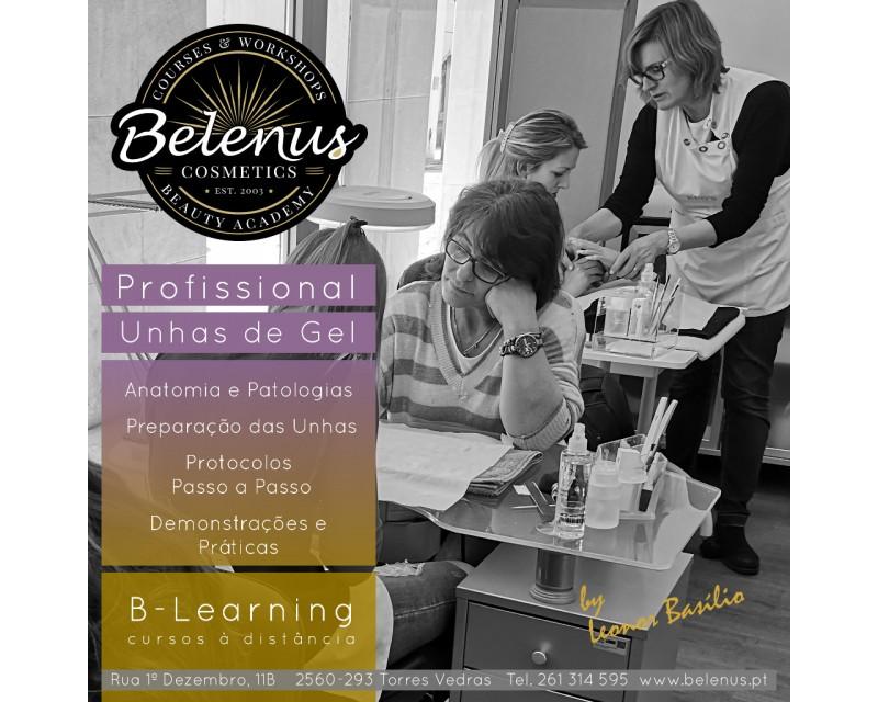 Curso: Unhas de Gel Inicial B-Learning
