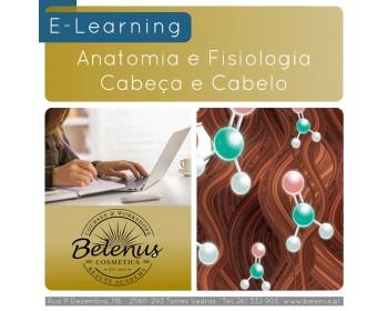 Curso: Anatomia e Fisiologia da Cabeça e do Cabelo E-Learning