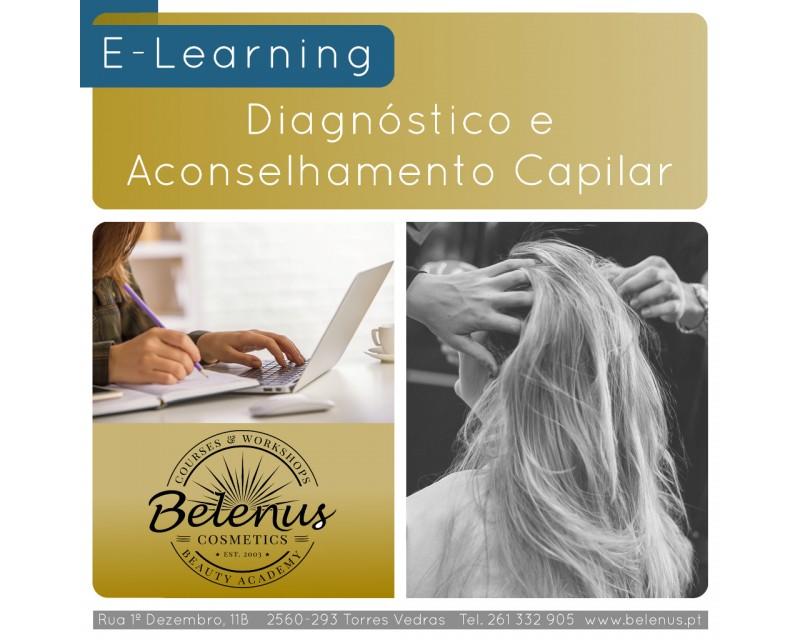 Curso: Diagnóstico e Aconselhamento Capilar E-Learning
