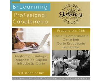 Curso: Profissional de Cabeleireiro Inicial B-Learning