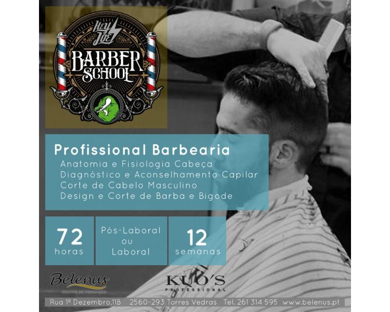 Curso: Profissional de Barbearia
