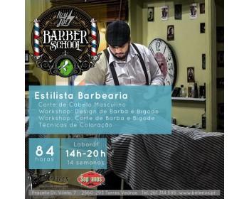 Curso: Estilista de Barbearia