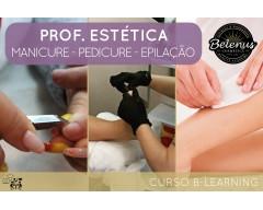Curso Profissional de Estética: B-Learning
