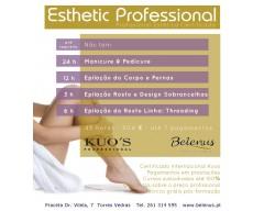 Curso: Certified Esthetic Professional