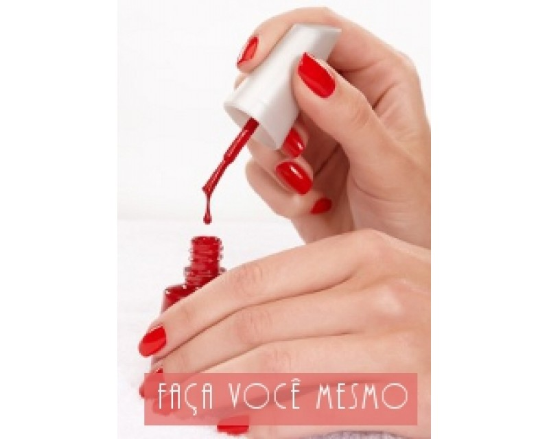 Workshop Manicure e Pintura com Verniz