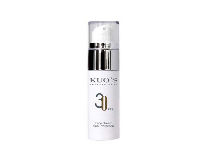 Creme Facial Solar FPS30 Kuo`s 30ml