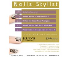 Curso: Certified Nails Stylist