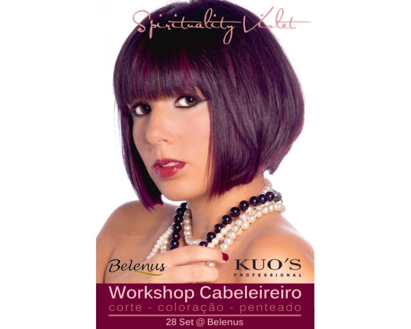 Workshop: Spirituality Violet