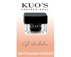 Gel Nivelador UV-LED Premium 30ml Kuo`s