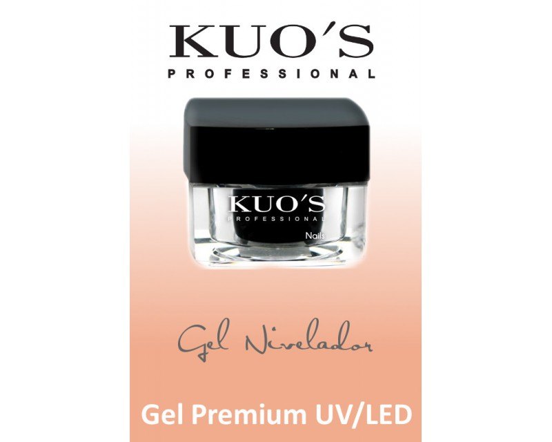 Gel Nivelador UV-LED Premium 30ml Kuo`s
