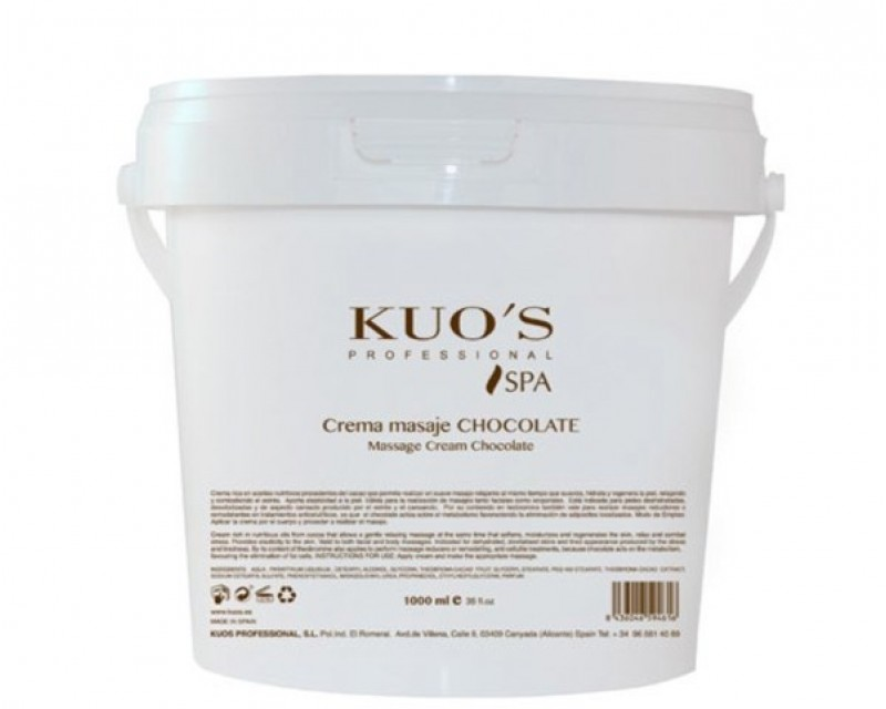 Creme de Massagem Chocolate 200g