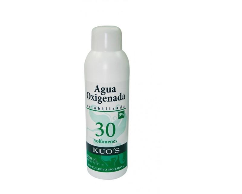 Oxidante em Creme 30 Volumes 1000ml. Kuo's