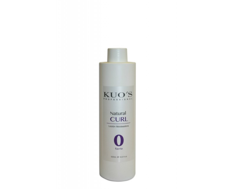 Permanente Natural Curl nº 0 500ml. Kuo's