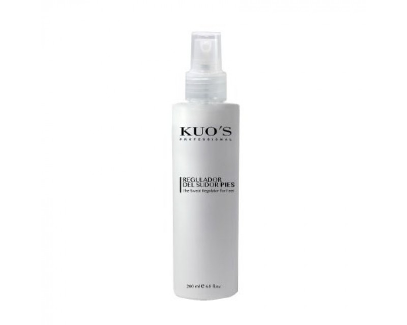 Spray Regulador Suor Pés Kuo`s 200ml