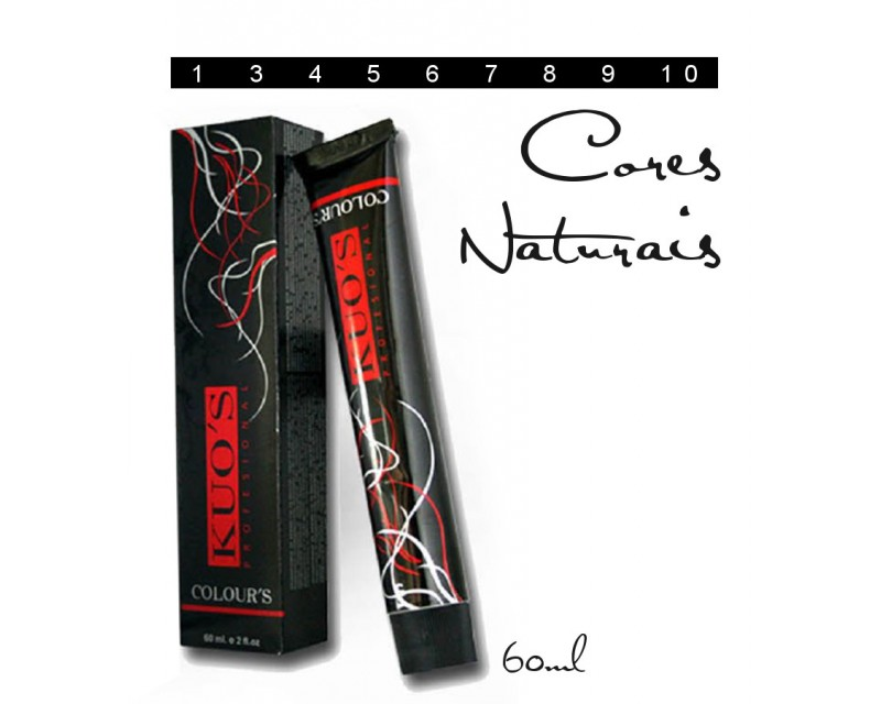 Cores Naturais Colour`s Kuo's 60ml